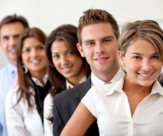 bigstockphoto_Business_Group_Smiling_7388026